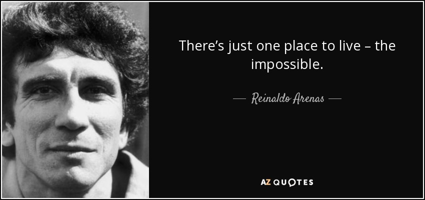 goodbye mother by reinaldo arenas essay Using research information gathered on the author reinaldo arenas and the cuban revolution, analyze the short story goodbye mother do a critical analyses on the story itself.