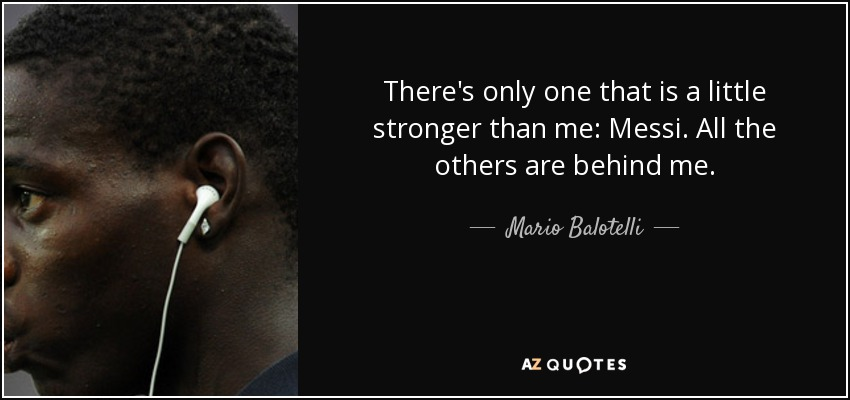 mario balotelli citater TOP 25 QUOTES BY MARIO BALOTELLI | A Z Quotes mario balotelli citater