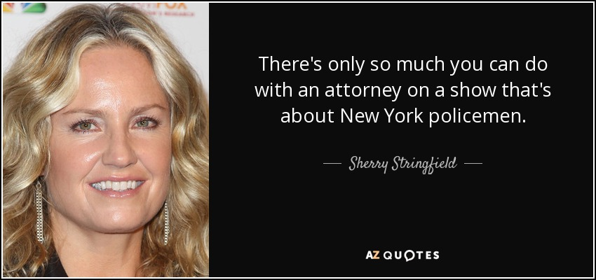 Sherry Stringfield quotes