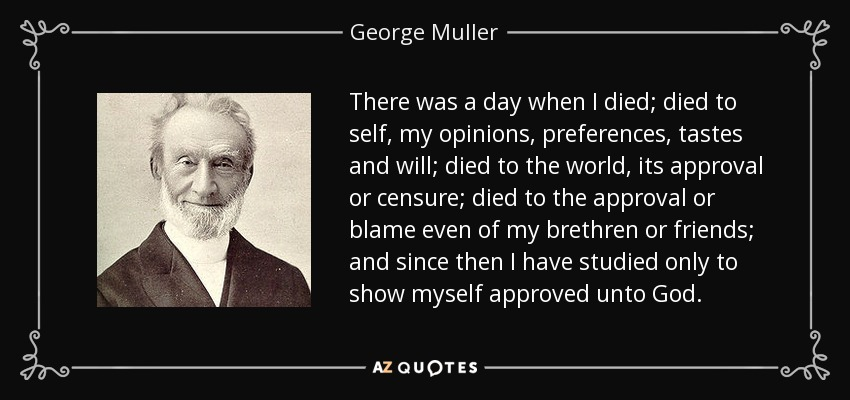 Image result for quotes about dying to self