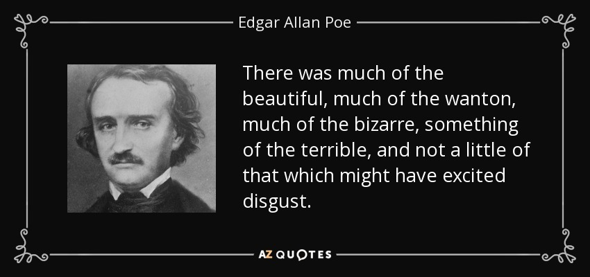 personal life and challenges of edgar allen This is about the works of one of the greatest american writers, edgar allan poe.