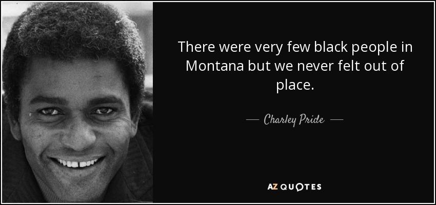 Black population in montana