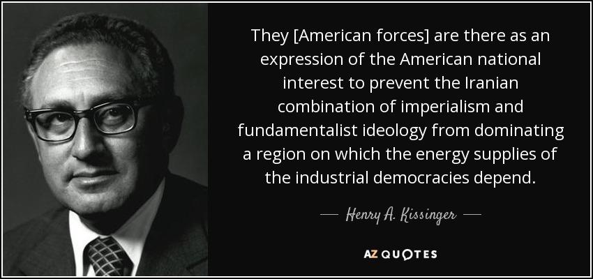 Doctoral Dissertation Assistance Kissinger