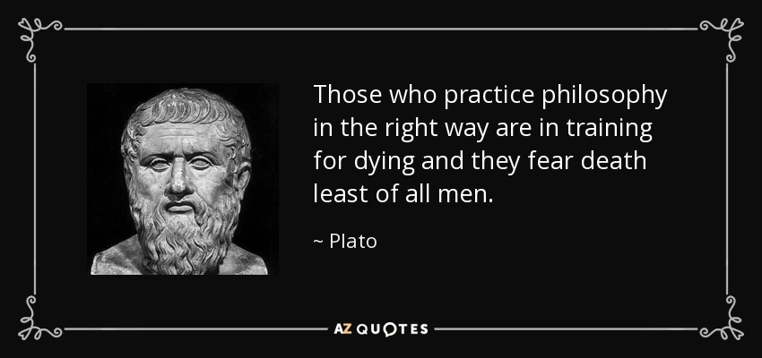 lucretius and plato on the mortality This chapter compares the treatments of death and dying by democritus and lucretius both held the soul to be a physical structure of atoms, and death to consist in the loss of soul-atoms from the total body-soul structure.