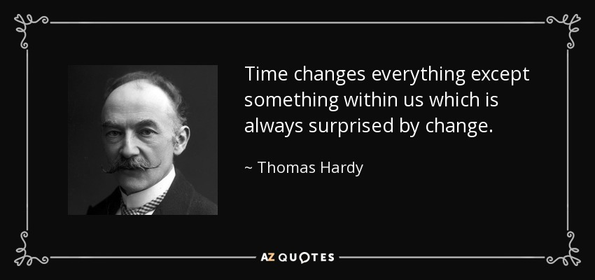 TOP 25 QUOTES BY THOMAS HARDY (of 174) | A Z Quotes