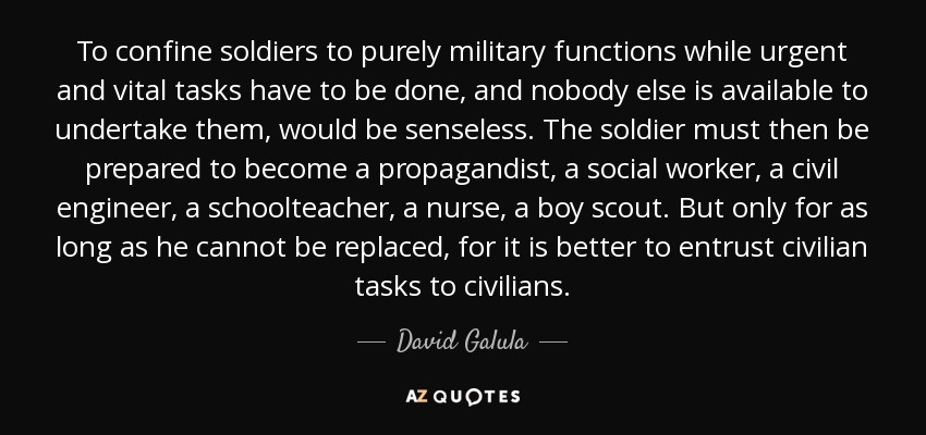 counterinsurgency warfare theory and practice by david galula pdf