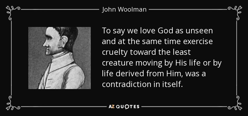 john woolman anti slavery essays Benezet tirelessly distributed anti-slavery writings in england and america the journal and major essays of john woolman woolman, john (1720–1772.