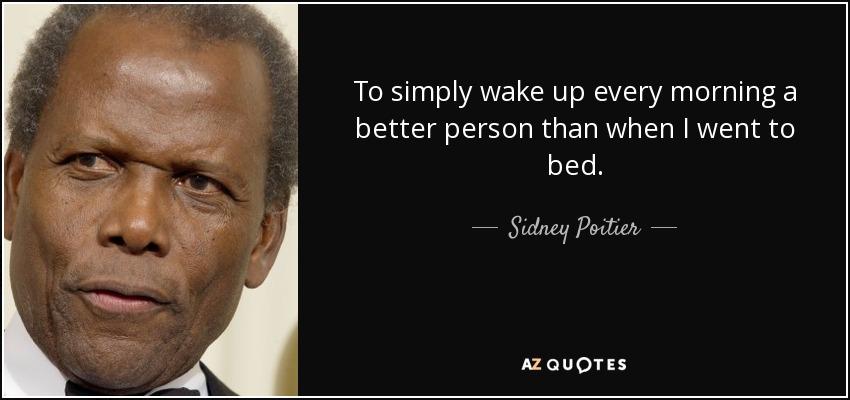 sidney poitier illness