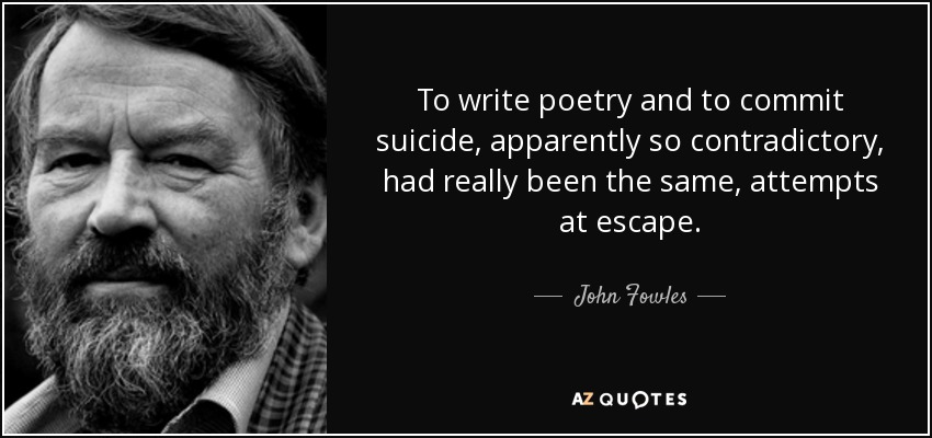 Image result for poets committed suicide
