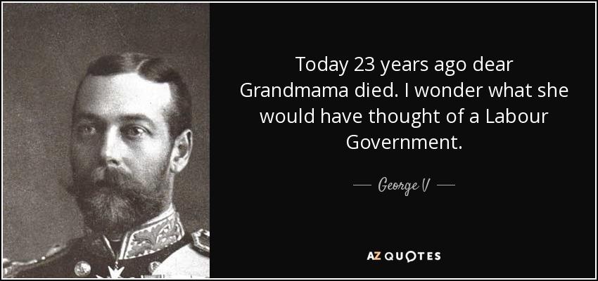 George Vi Quotes