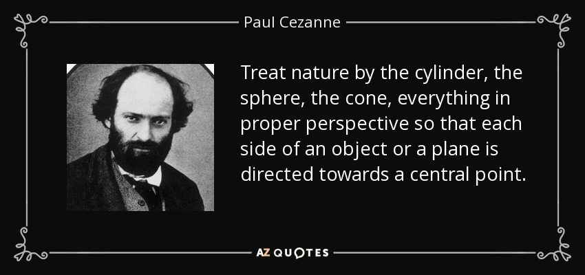What object from nature can we learn from...?