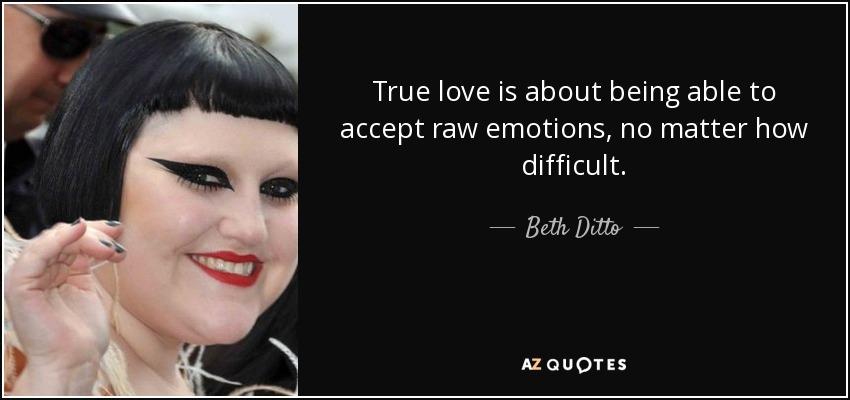 true love raw
