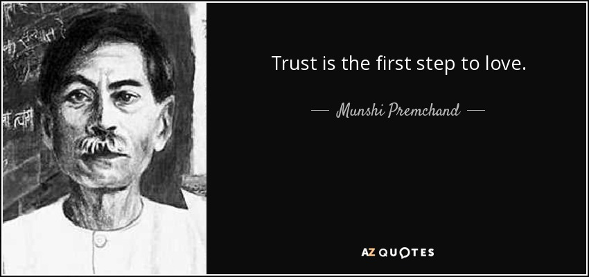life of munshi premchand Munshi premchand, widely lauded as the greatest hindi fiction writer of the twentieth century, wrote close to three hundred short stories over the course of a prolific career spanning three decades.