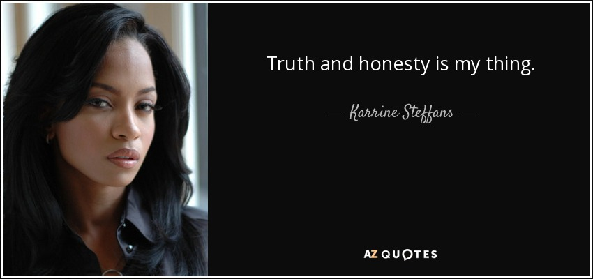 truth and honesty media Honesty and truthfulness are not the same thing being honest means not telling lies being truthful means actively making known all the full truth of a in the us legal system, a witness has to tell the whole truth and nothing but the truth but apparently an attorney does not how does this apply to.