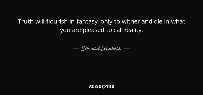 Bernard Schubert net worth