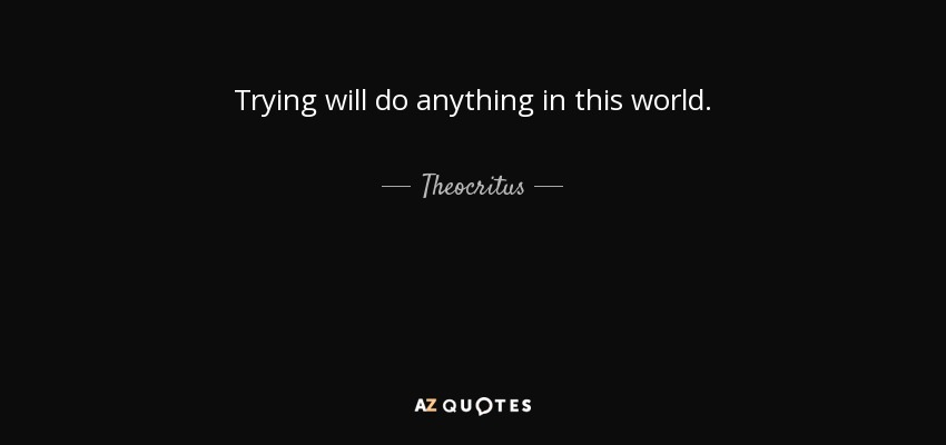 TOP 22 QUOTES BY THEOCRITUS | A-Z Quotes