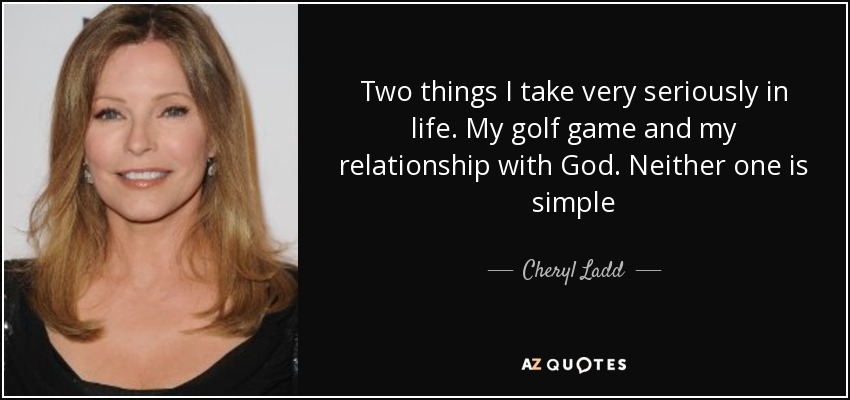 Cheryl Ladd dad