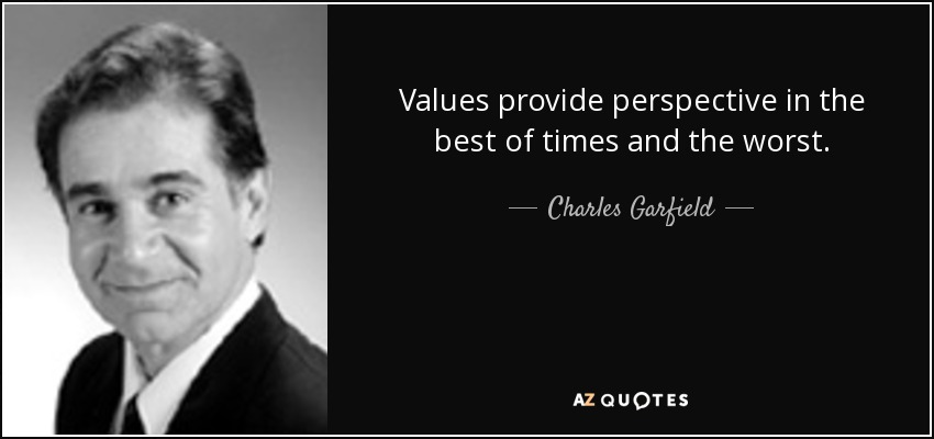 TOP 15 QUOTES BY CHARLES GARFIELD