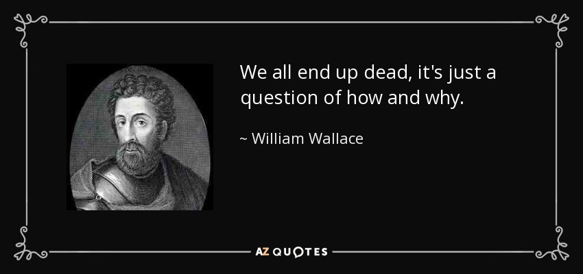 A Question For The Dead