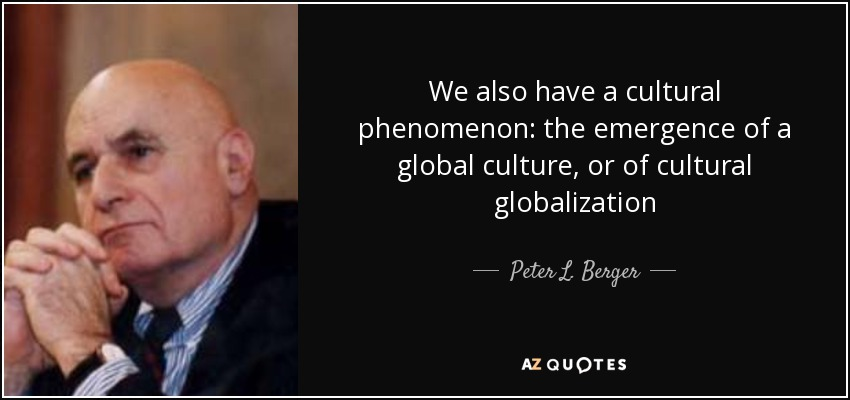 emergence of globalization phenomenon Globalization has been one of the most hotly contested phenomena of the past two decades it has been a primary attractor of books, articles, and heated debate, just as.