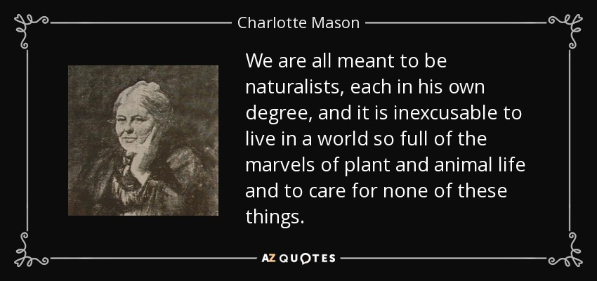 TOP 60 QUOTES BY CHARLOTTE MASON Of 60 AZ Quotes Gorgeous Mason Quotes