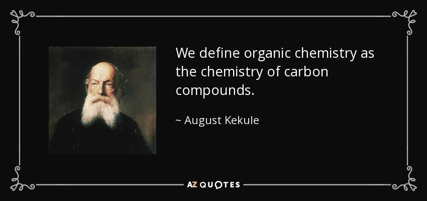 TOP 19 ORGANIC CHEMISTRY QUOTES | A-Z Quotes