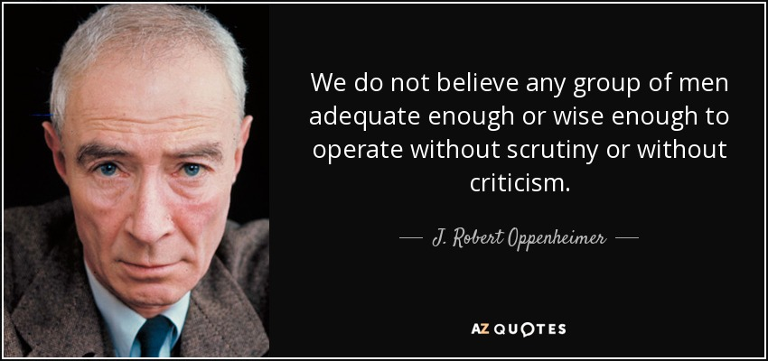 a literary analysis of the testimony of j robert oppenheimer by ai The collected poems of ai $t elegy -- $t they shall not pass -- $t the testimony of j robert oppenheimer -- $t the detective -- $t the journalist --.