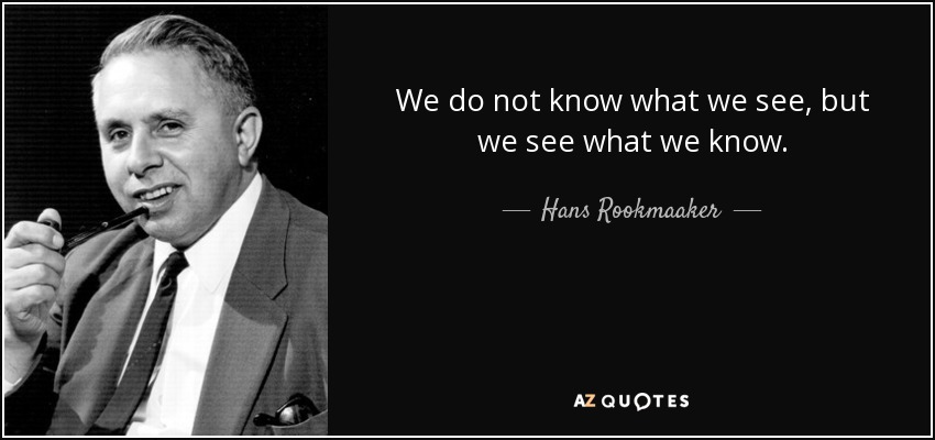 an analysis of h r rookmaakers essay art needs no justification Christian use of worldview analysis com/hans-rookmaakers-four-freedoms-and-christian-art art needs no justification' so art must.