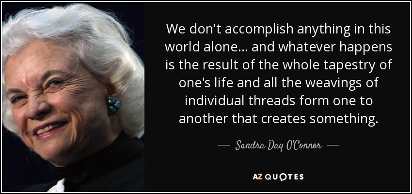 Sandra Day O Connor Quotes Adorable Top 25 Quotessandra Day O'connor Of 115  Az Quotes