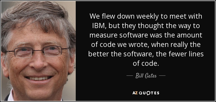 Ibm Quote Stunning Bill Gates Quote We Flew Down Weekly To Meet With IBM But They
