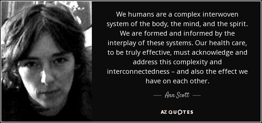 Image result for Quotes About The Complexity of the Human Body