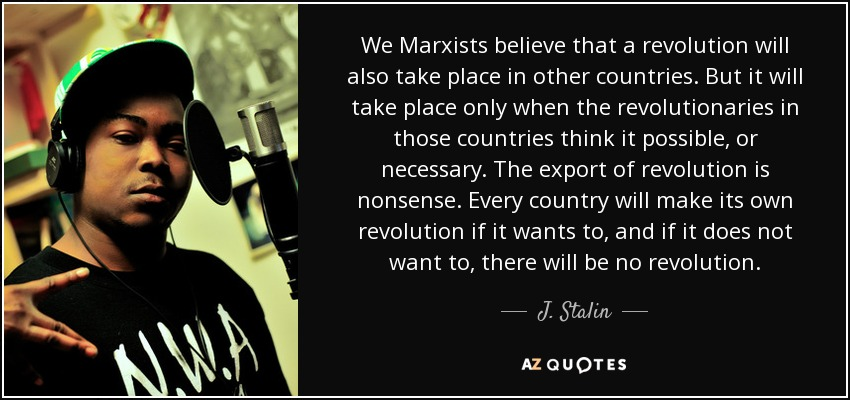 Image result for stalin quotes