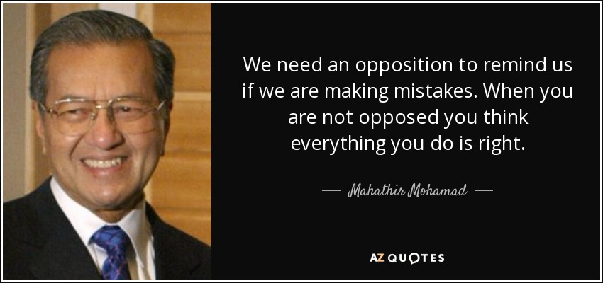 Top 25 Quotes By Mahathir Mohamad A Z Quotes