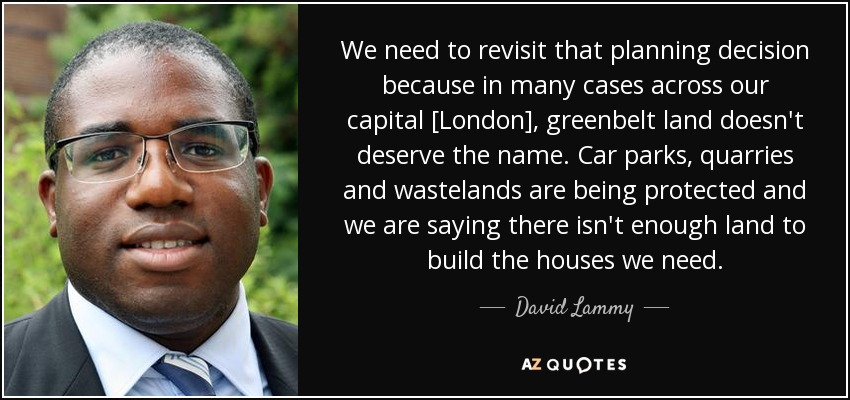 David lammy quotes