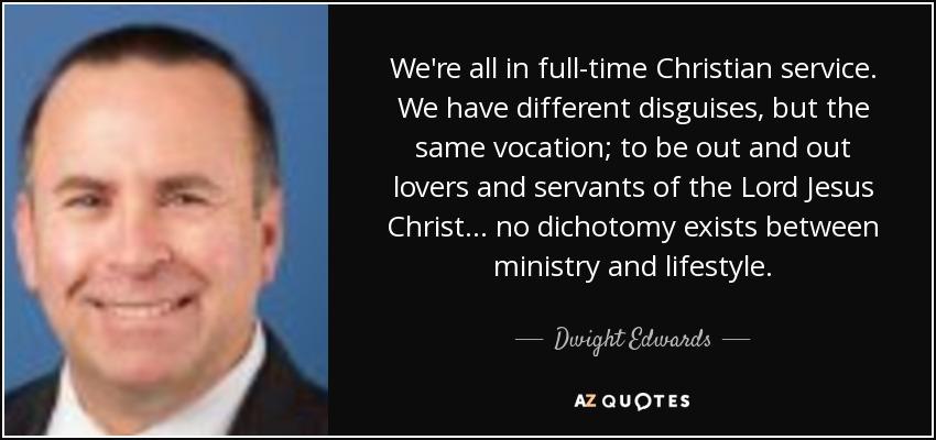 Dwight christian
