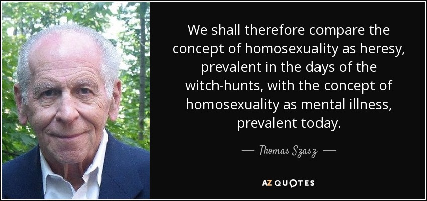 a history of the concept of homosexuality 2012-10-12 the study of the history of homosexuality attempts to catalog evidence of homosexual behavior from its earliest occurrences to the present, with this manner of perversion being manifested in different sources from ancient times the use of the term homosexuality.