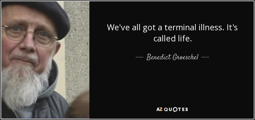 TOP 6 QUOTES BY BENEDICT GROESCHEL | A-Z Quotes