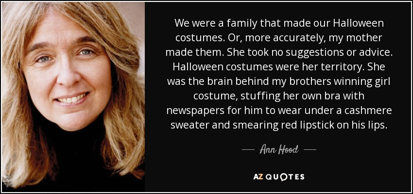 TOP 23 HALLOWEEN COSTUME QUOTES