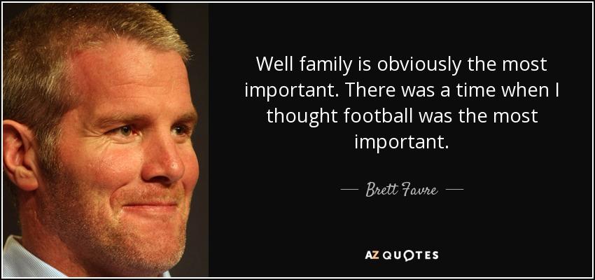 Brett Favre Funny Quotes
