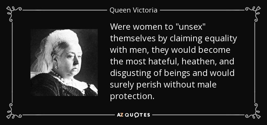 Were women to