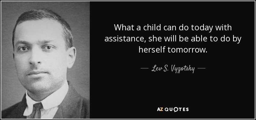 Image result for vygotsky