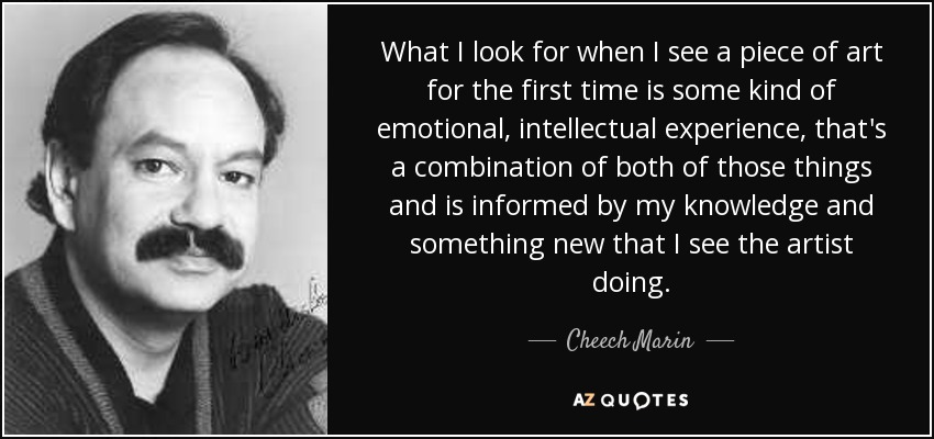 TOP 25 QUOTES BY CHEECH MARIN
