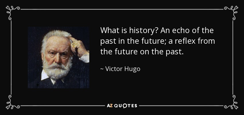 the glory of the past is an echo of the future Free essays on the glory of the past an echo of the future get help with your writing 1 through 30.