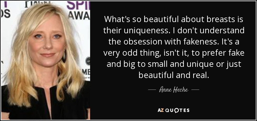 Anne Heche Breasts