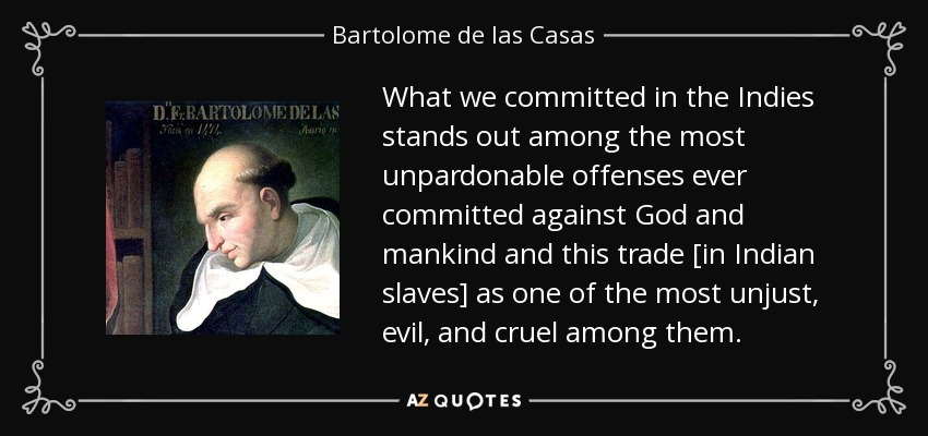 the spaniards genocide in the new world portrayed in a short account of the destruction of the indie A brief account of the destruction of the indies by bartolome de las casas click here for the lowest price paperback, 9789562916097, 956291609x.