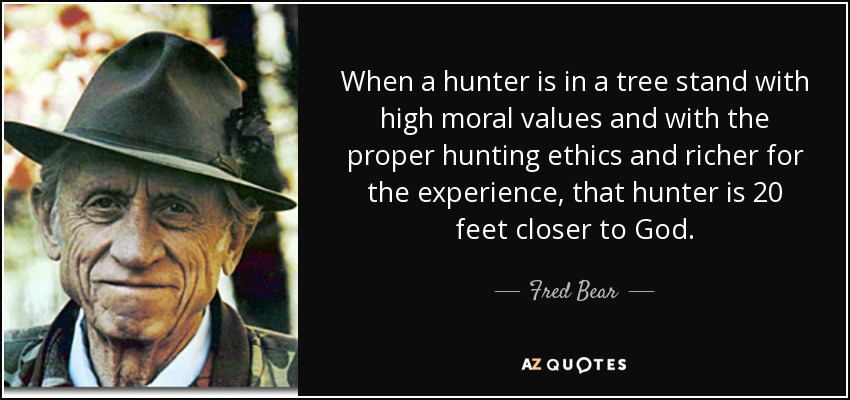 TOP 25 QUOTES BY FRED BEAR | A-Z Quotes