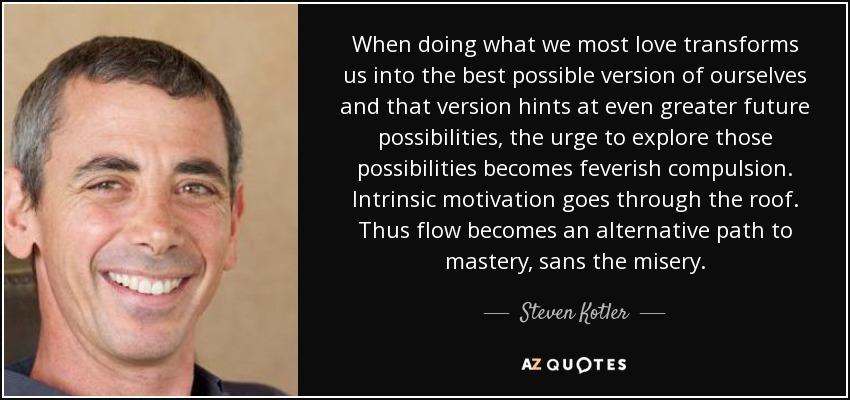 Steven kotler flow