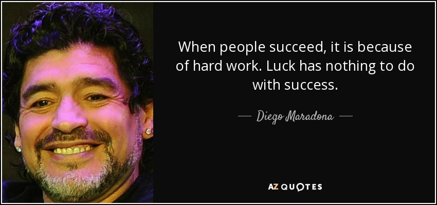 TOP 25 QUOTES BY DIEGO MARADONA | A-Z Quotes
