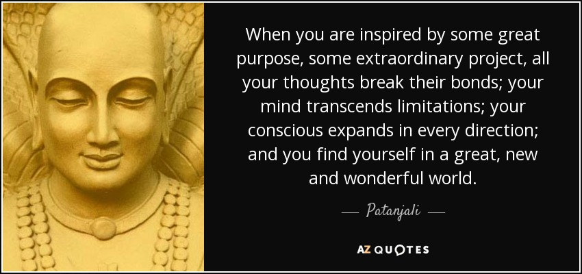 Image result for patanjali yoga sutras quotes