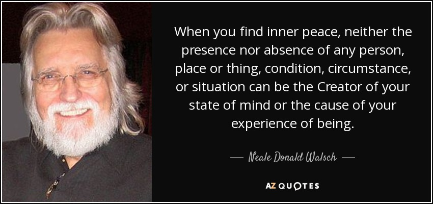 how to find the inner you